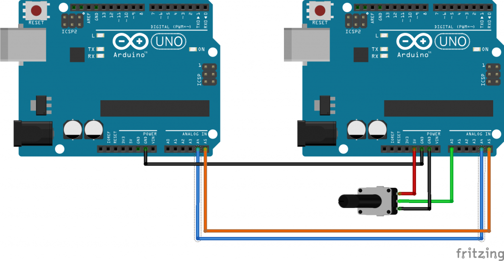 Connecting i2c devices to your Arduino
